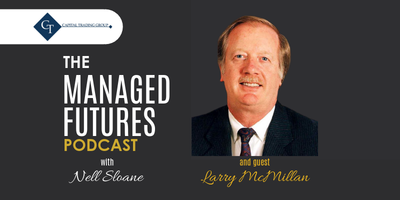 Discussing Options as a Strategic Investment — With Author Larry McMillan